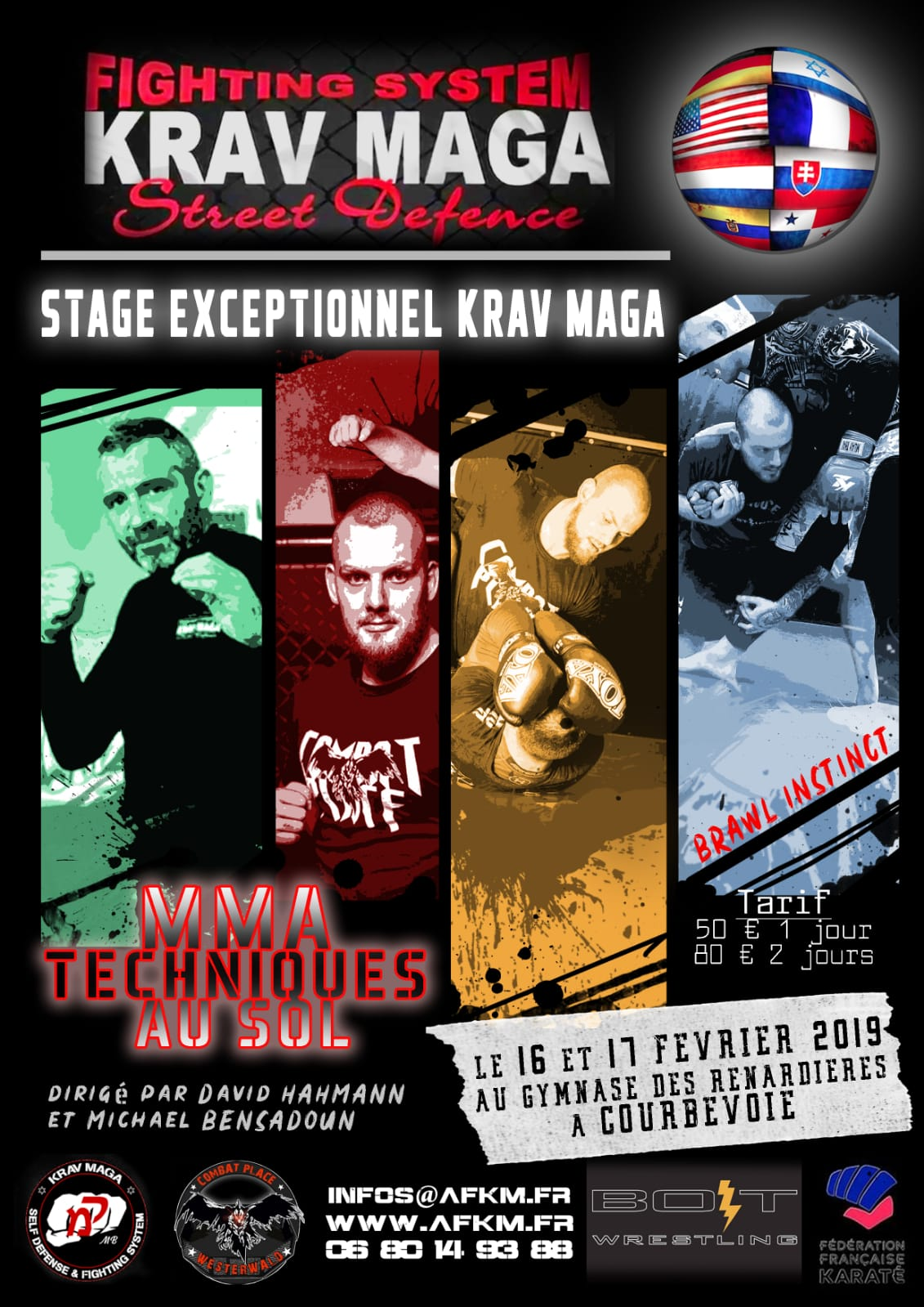 Stage MMA Sol